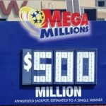 Lottery Players Eager for the $500 Million Mega Millions Draw