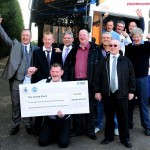 Lottery Winners Cripple Corby Town Bus Service