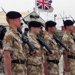 Bid to have UK Troops Abroad Play Lottery Online