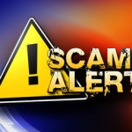 Financial Advisor warns clients of a Lottery Mail Scam