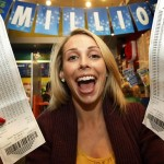 Three Winners split the $75M Oz Lotto Jackpot