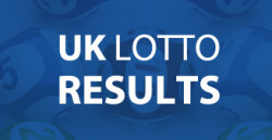 UK Lotto winning numbers