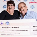 Coincidence gives couple double of their lottery win