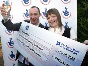 EuroMillions lottery jackpot unclaimed