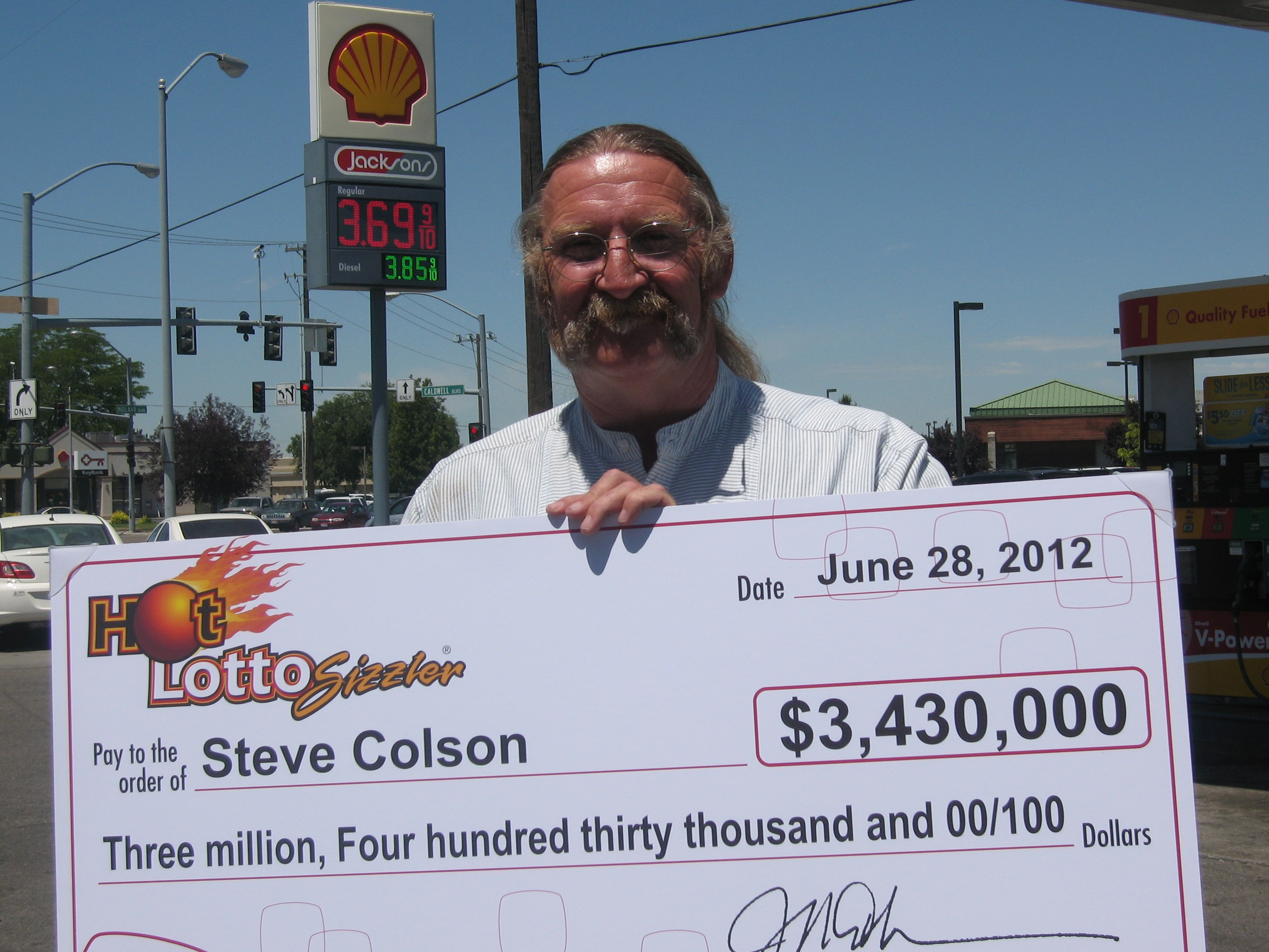 Idaho Lottery jackpot