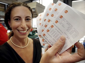 Powerball winning tickets