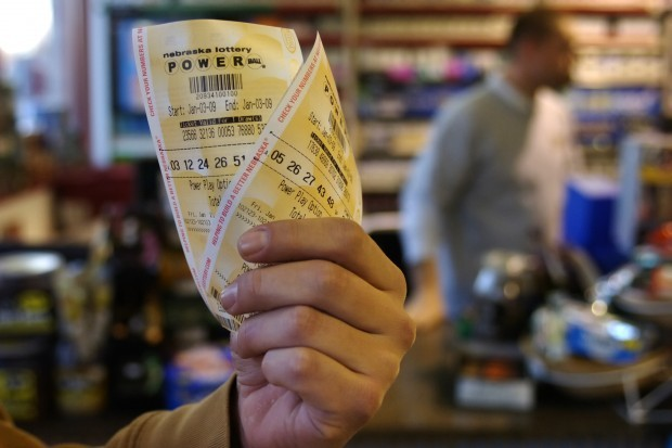 Lottery ticket fraud