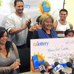 $23M lottery jackpot ticket lay in grandmother's car for 5 months