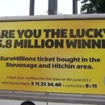 EuroMillions: £64m Hitchin Prize Unclaimed