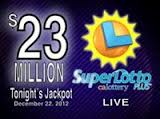 San Francisco player wins SuperLotto Plus $23 million ticket