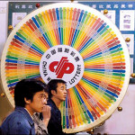 Lottery gains traction in China