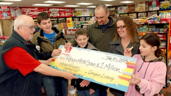 $1 Million Mega Millions reward after losing a job