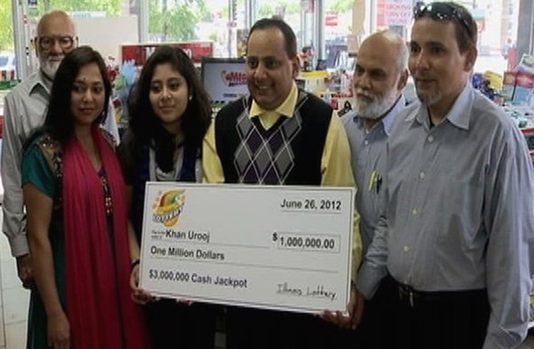 Lottery winner's murder remains unsolved