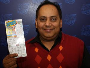 Lottery winner died of cyanide poisoning