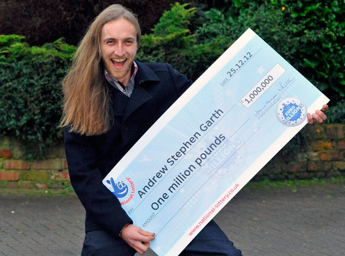 Millionaire Raffle winner plans to open music venue