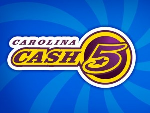 Carolina Cash 5 jackpot