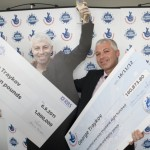 EuroMillions lottery winner unveils his secret