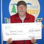 Maine lottery winner hopeful to find a new job