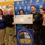 The New York lottery player wins twice in one day