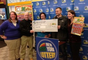 New York lottery player