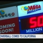 California is the latest state to welcome Powerball lottery