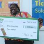 Inspired by friend Alexandria resident becomes a millionaire