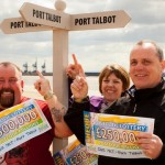 Neighbors seem up for the People's Postcode Lottery jackpot