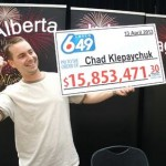 Albertan wins Lotto 649 jackpot after heeding wife's advice