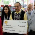 Tragedy hits lottery winner and his family