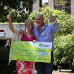 Couple wins €10.5million Ireland Lotto jackpot