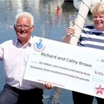 Retired couple wins £6m UK Lottery jackpot