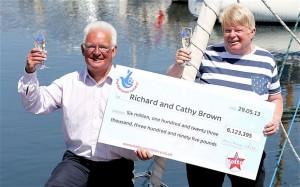 UK Lottery jackpot