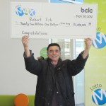 Lotto Max winner finds time and money for kindness