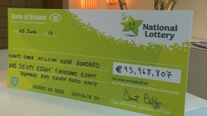 EuroMillions jackpot