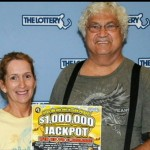 $1M lottery ticket recovered from trash by winners