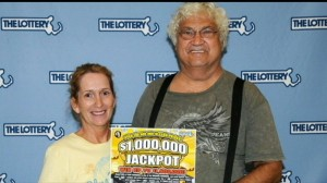 $1M lottery ticket