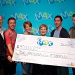 Lotto Max jackpot is the perfect Mother's Day gift