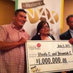 Manitoba celebrates its latest Western Max lottery winners