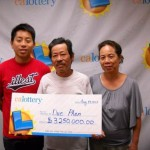 Vietnamese refugee wins Lucky for Life lottery