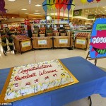 $448 million Powerball jackpot winner steps forward