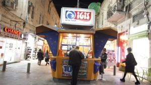 Mifal Hapayis lottery