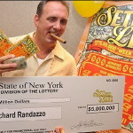 Doorman's luck runs out after winning $5 million lottery jackpot