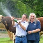 Chilworth couple wins £1m in EuroMillions Raffle