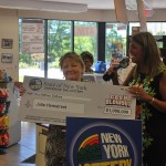 Lucky Friday 13th for New York Lottery player