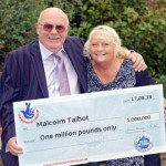 Great grandfather wins the EuroMillions Millionaire Raffle