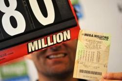 $80 million Mega Millions jackpot