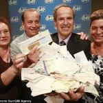Lotto 6/49 winner sued by disgruntled sister
