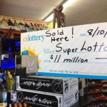 SuperLotto Plus winner claims his prize