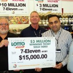 Lottery player wins Florida Lotto jackpot twice!