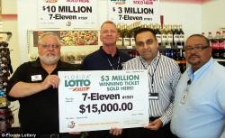 Florida Lotto jackpot